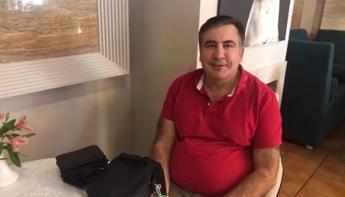 Саакашвили заявил попытке СБУ установить ему «прослушку» по указанию Порошенко