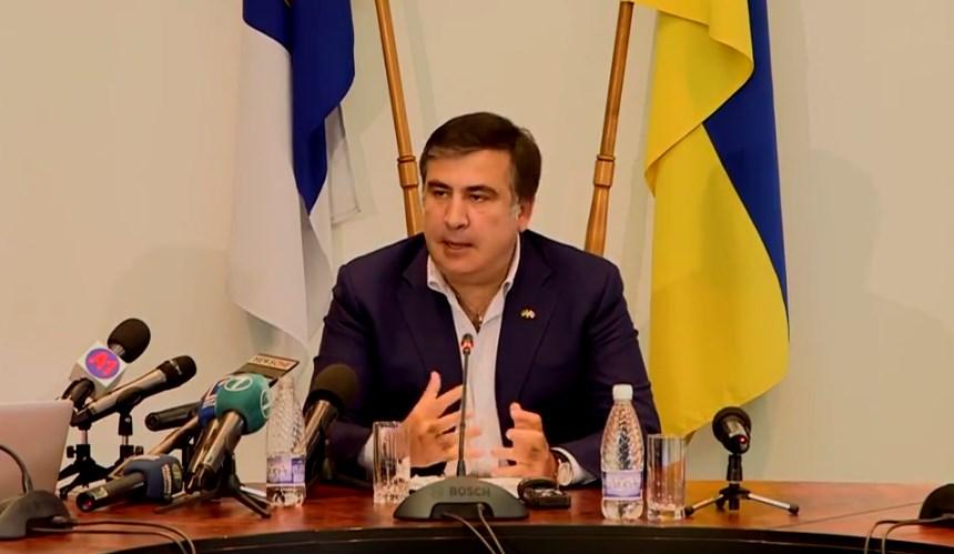 Саакашвили уверен, что Труханову ничего не грозит после гибели детей в пожаре