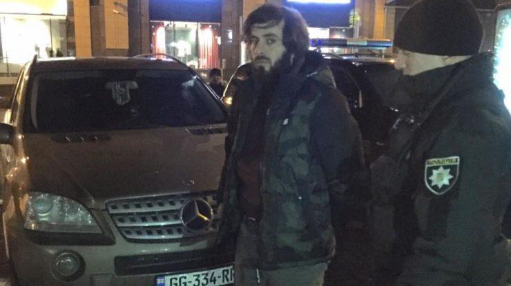 Крищенко рассказал о ходе расследования взрыва авто Махаури