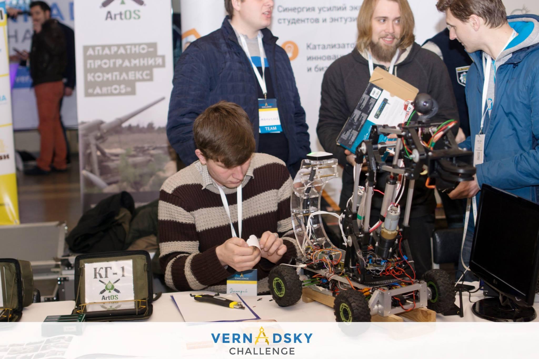 Судьба победителей и их проектов после участия в конкурсе Vernadsky Challenge под эгидой Макса Полякова