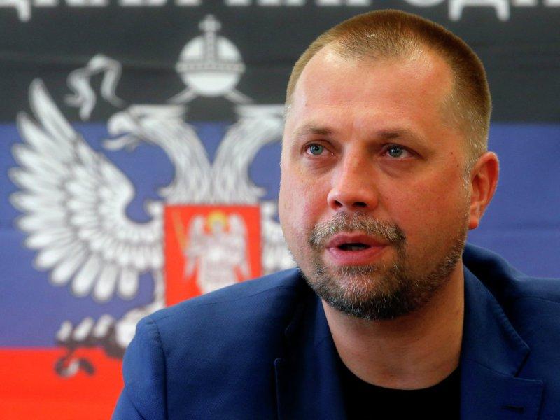 Бородай рассказал, как Ахметов спонсировал Ходаковского в 2014 году