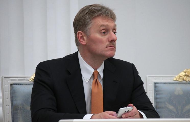 В Кремле прокомментировали скандальное заявление Земана по Крыму