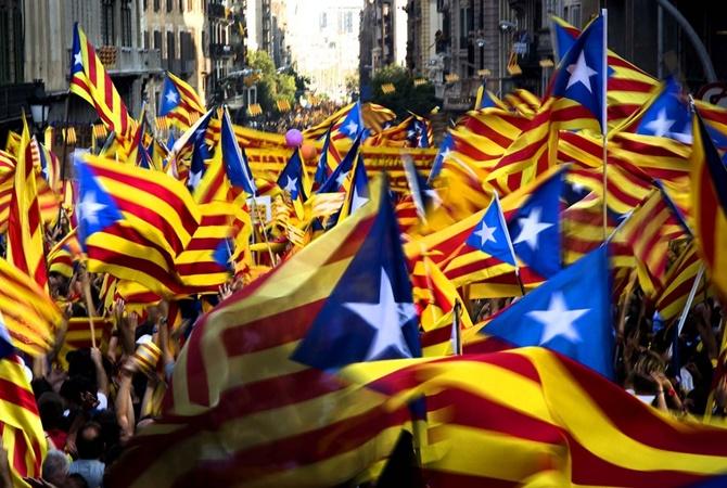 Каталонское правительство обнародовало официальные результаты референдума