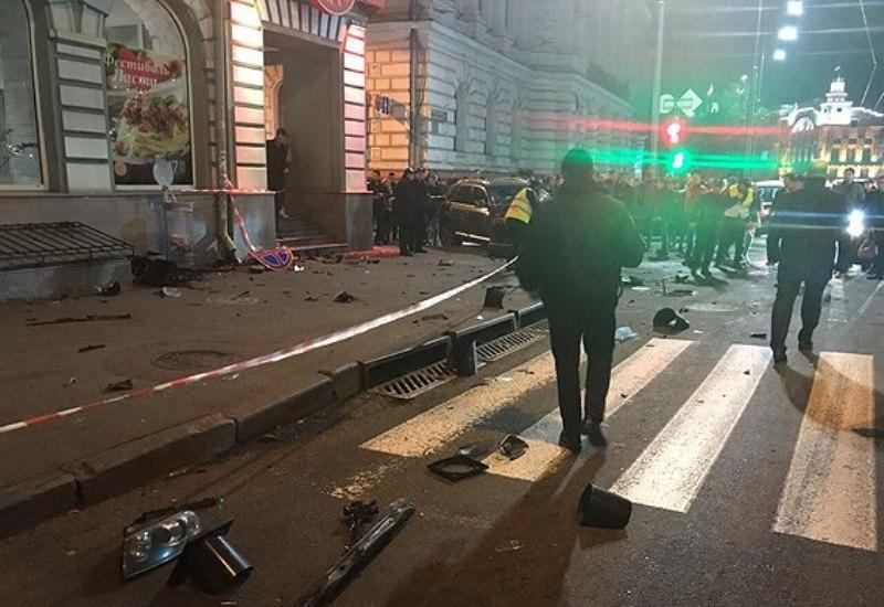 ДТП в Харькове: В СБУ заявили, что второй водитель не является ее сотрудником
