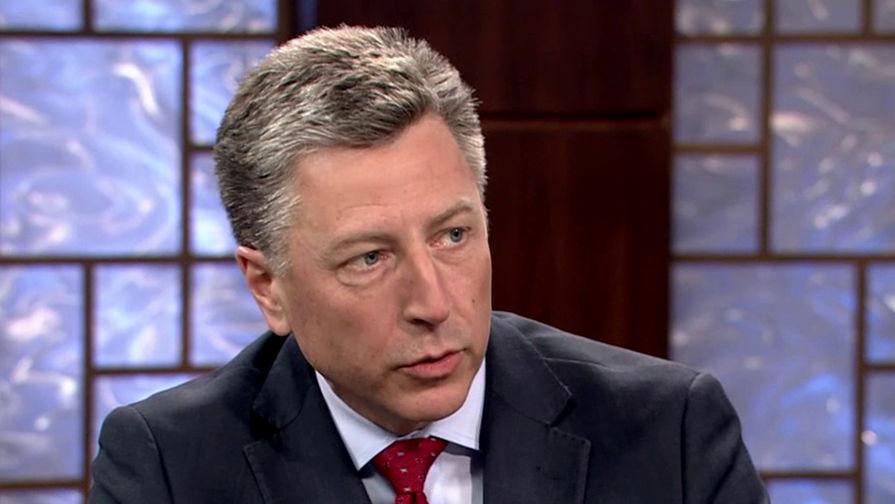 Волкер не видит Россию участником военизированной миротворческой миссии на Донбассе