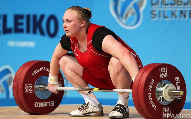 Украинка Анастасия Лысенко стала сильнейшей в Европе