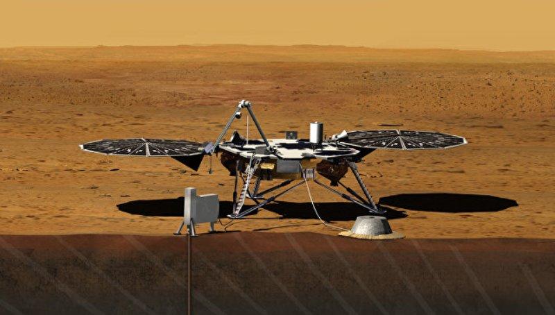 НАСА предлагает всем желающим отправить свое имя на Марс