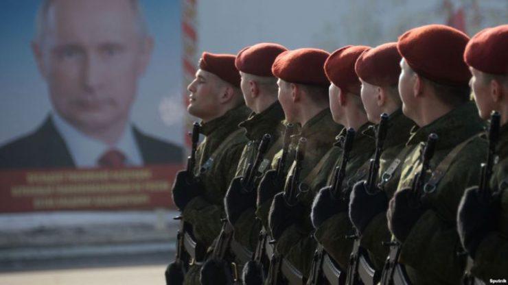 В Чечне служащий Росгвардии застрелил четверых сослуживцев