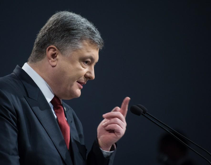 Удачный ход Порошенко к акциям протеста 17 октября