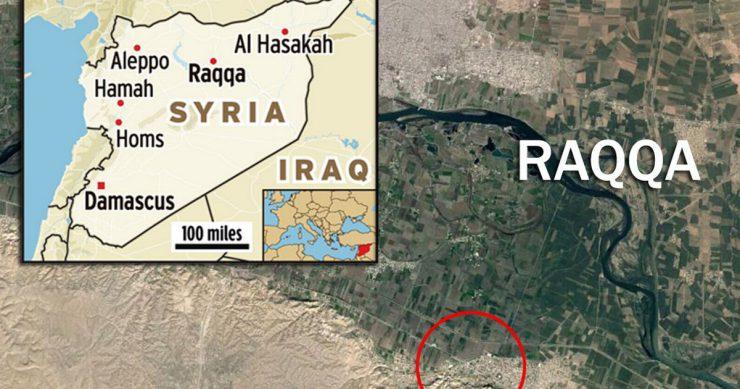 Сирийская оппозиция полностью отбила Ракку у террористов ИГ