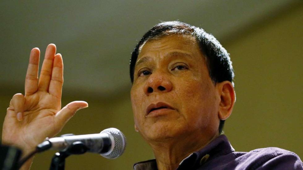 Дутерте проговорился, что РФ тайно даст Филиппинам оружие
