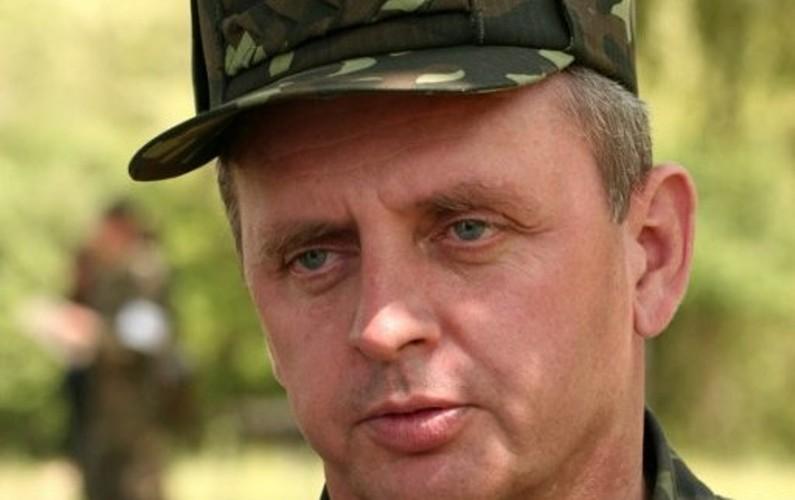 Профильный Рады попросил Порошенко уволить Муженко