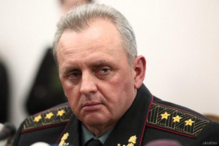 Ответственность за Калиновку должна быть распределена, — Муженко