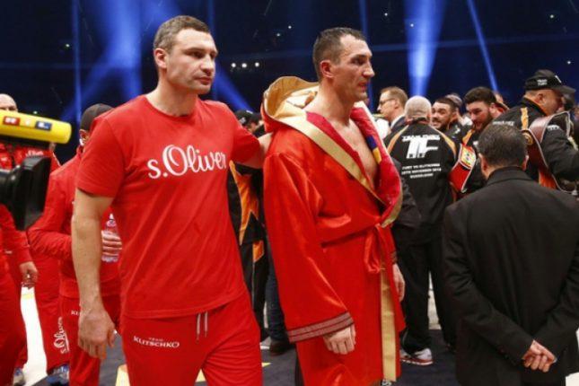 Скандальный британский боксер Тайсон Фьюри хочет биться со старшим Кличко