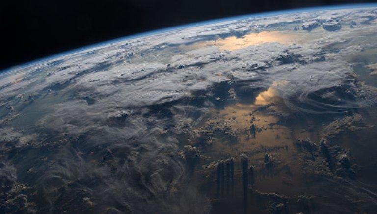 Советский спутник сгорел в атмосфере Земли