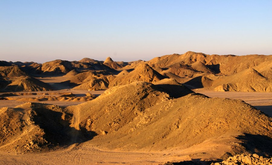 В аравийской пустыне обнаружили загадочные «каменные порталы»