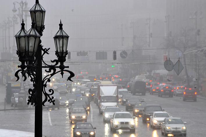 В Украине на выходных ухудшится погода