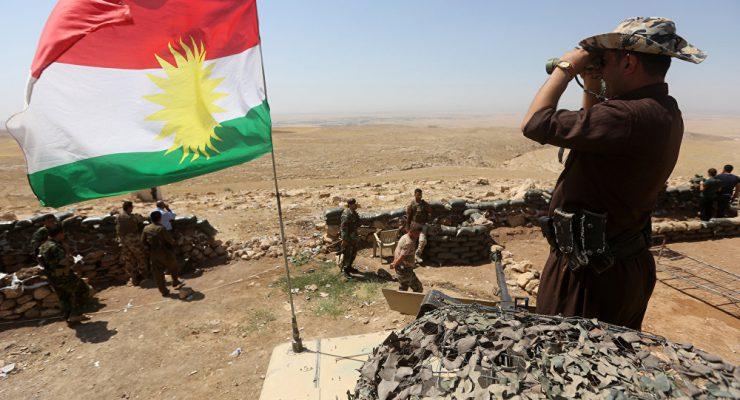На севере Ирака вспыхнули бои между иракскими силами и курдами, — AFP