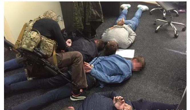 В сети появились аудиоматериалы по делу группировки коллекторов
