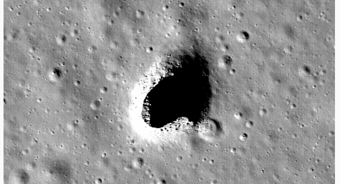 Ученые предложили способ размещения лунных баз