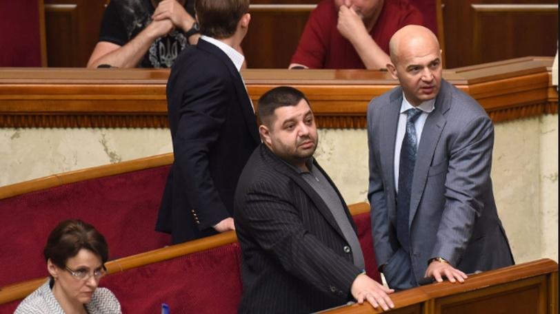 В Киеве ограбили близкого соратника Порошенко