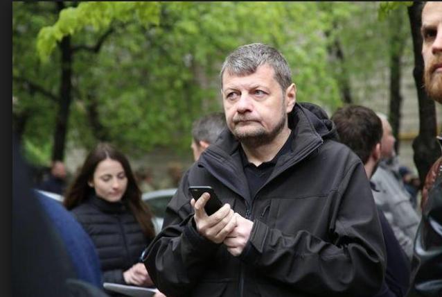 В Киеве произошел мощный взрыв, ранен нардеп Мосийчук