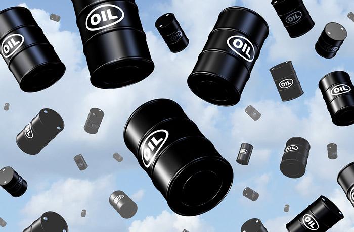 Цена нефти Brent превысила 57 долларов за баррель