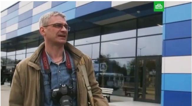 В Киеве задержали корреспондента НТВ, — СМИ