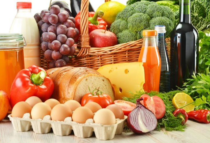 Украинцы массово меняют хлам на продукты