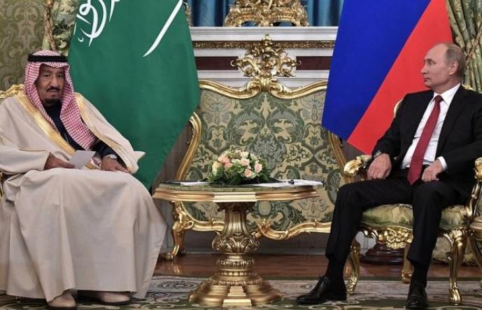 The Times: Нефть может помешать дружбе России с Саудовской Аравией