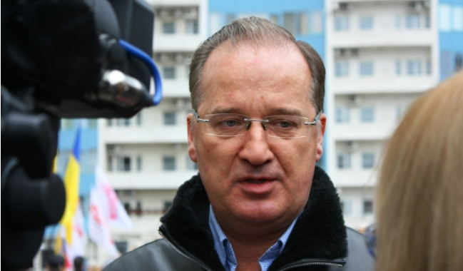 В Одессе трижды выстрелили в зампреда областного совета