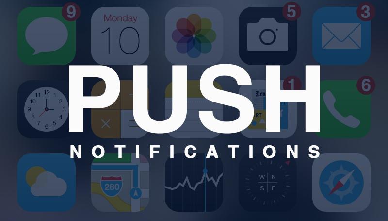 Push-уведомления ухудшают настроение пользователей, — ученые