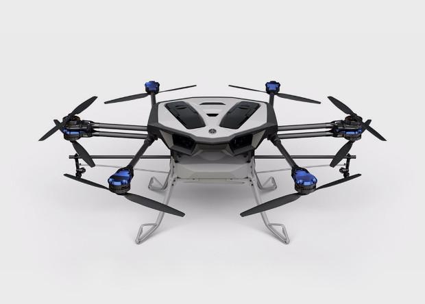 В Японии выпускают в продажу сельскохозяйственный дрон