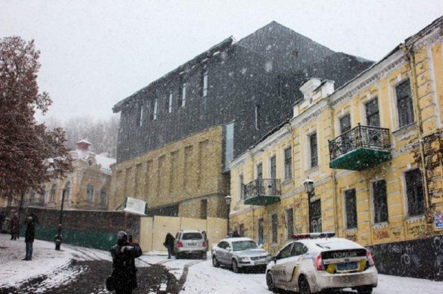 Театр на Подоле получил подтверждение о готовности к эксплуатации, — КГГА