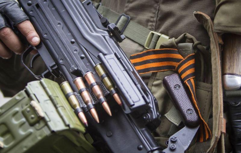 В Луганской области боевик застрелил беременную женщину