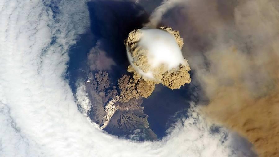Вулканы могли погубить Древний Египет времен Клеопатры