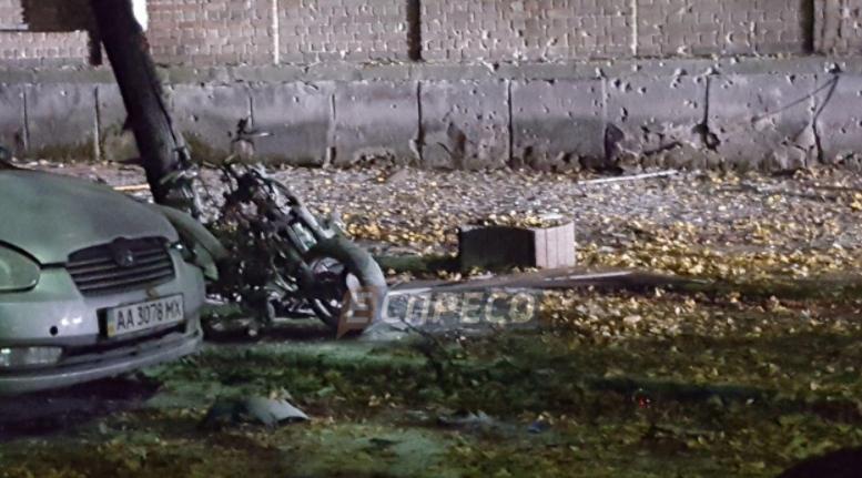Обнародовано видео момента взрыва – покушения на Мосийчука