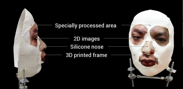 Face ID в iPhone X обманули с помощью напечатанной на 3D-принтере маски