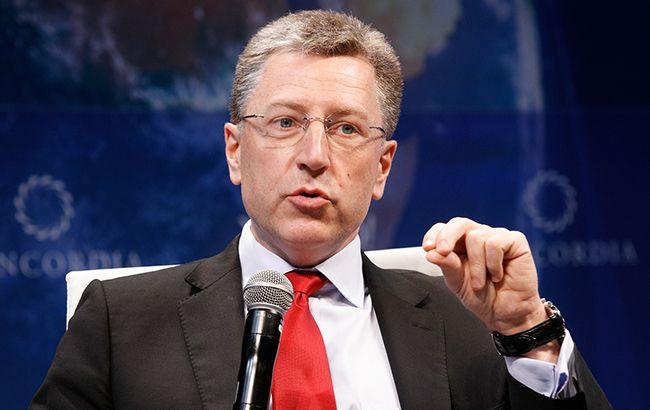 Волкер подтвердил, что США попросили Украину не подавать в ООН резолюцию альтернативную российской