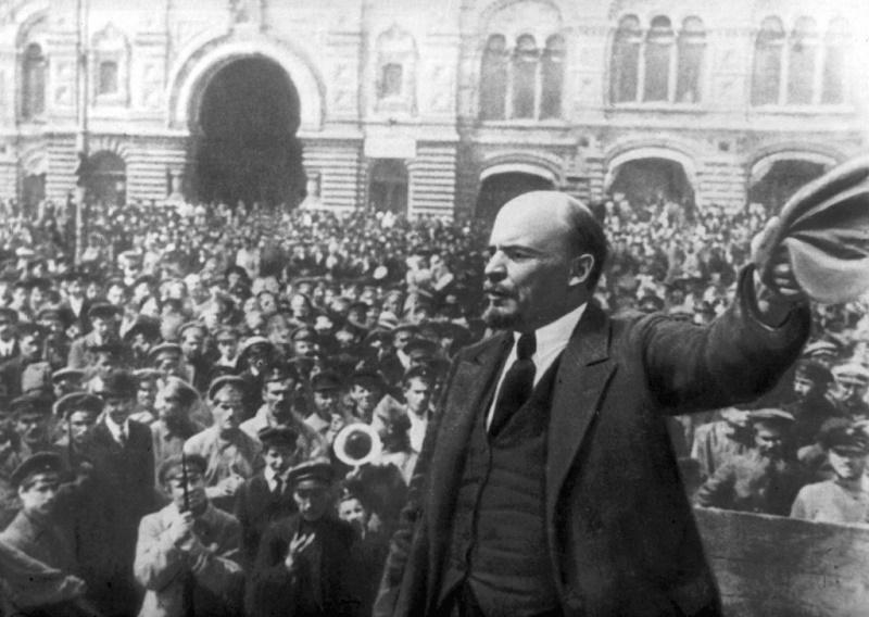 Ленин был Трамп: размышления к столетию Октябрьской революции