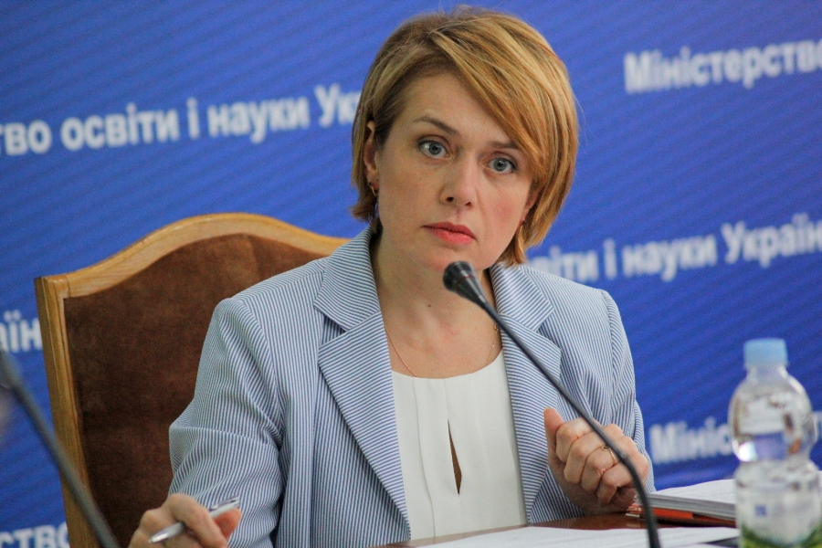 Гриневич в НАТО расскажет про новый образовательный закон