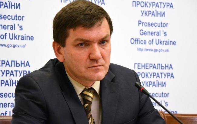 За правонарушения против Майдана настоящий срок отбывает один человек— Горбатюк
