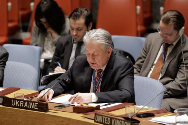 Ельченко назвал требования к России в обновленной «крымской» резолюции ООН