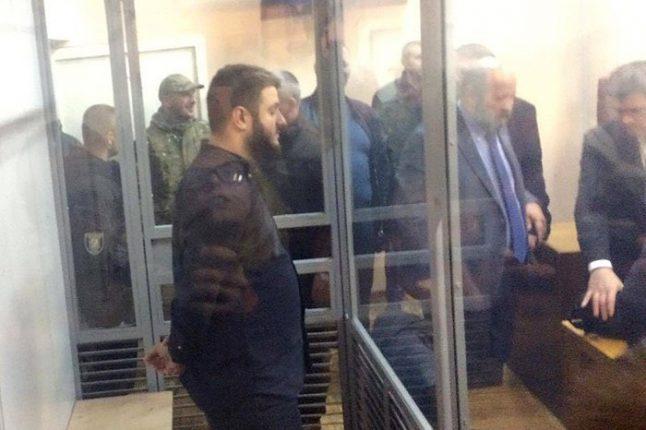 Прокурор: Для сына Авакова не хватает электронного браслета