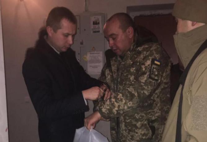 Глава университета Воздушных Сил схвачен под залог 1 млн грн