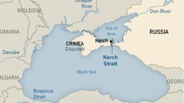 NYT прокомментировала ошибочную карту с принадлежностью Крыма к РФ