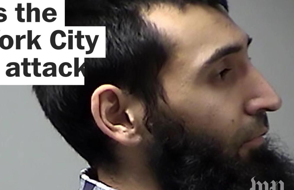 Трамп хочет отправить террориста Саипова в Гуантанамо