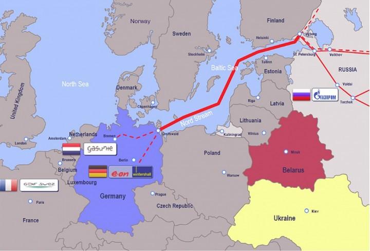 Еврокомиссия предлагает новый закон против российских газопроводов