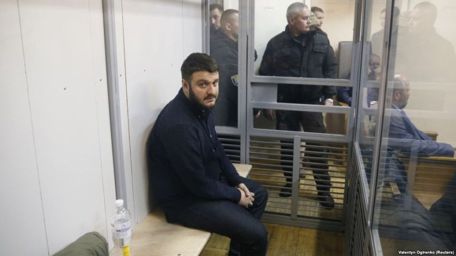 Сына Авакова отпустили на Новый год в Италию, — СМИ