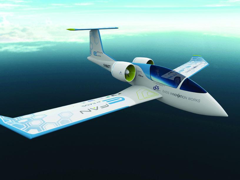 Самолеты с электродвигателями заменят три типа воздушных судов